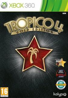 Tropico 4 GOLD Edition Xbox 360
