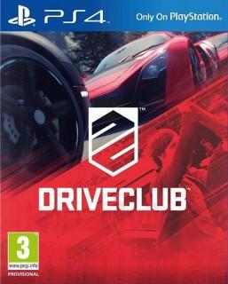 DriveClub (használt) PS4
