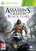 Assassin's Creed IV (4) Black Flag (használt) XBOX 360