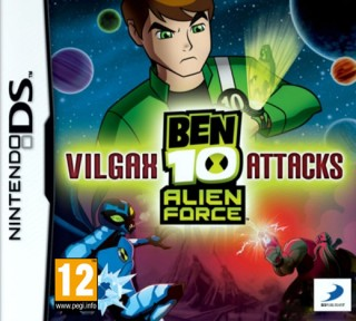 Ben 10: Alien Force - Vilgax Attacks DS
