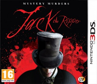 Mystery Murders: Jack The Ripper 3DS