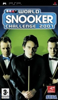 World Snooker Challenge 2007 PSP