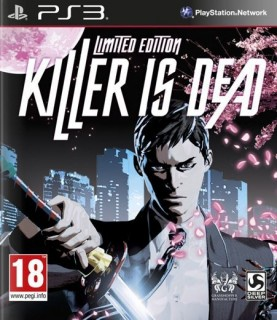 Killer is Dead Limited Edition PS3