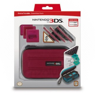 3DS Game Traveller Essential szett (DSi/3DS) MULTI