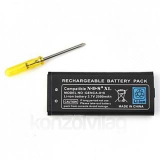 DSi, XL akkumulátor DS