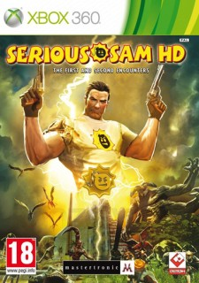Serious Sam HD: 1st & 2nd Encounters Xbox 360