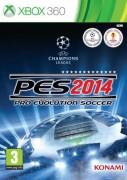 Pro Evolution Soccer 2014 (PES 14) XBOX 360