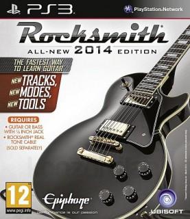Rocksmith 2014 Edition PS3