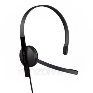 Xbox One Chat Headset (Fekete) XBOX ONE