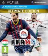 FIFA 14 Ultimate Edition Magyar nyelv és szinkron (Move támogatással) PS3
