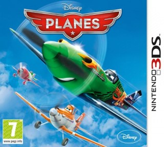 Disney's Planes: The Videogame 3DS
