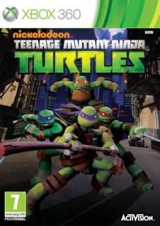 Teenage Mutant Ninja Turtles (használt) Xbox 360
