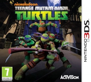 Teenage Mutant Ninja Turtles 3DS