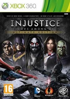 Injustice Gods Among Us Ultimate Edition Xbox 360