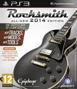 Rocksmith 2014 Tone Cable Edition (kábellel) PS3