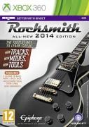 Rocksmith 2014 Tone Cable Edition (kábellel) (Kinect támogatással) XBOX 360