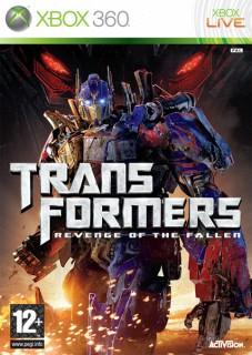 Transformers: Revenge of the Fallen (használt) Xbox 360