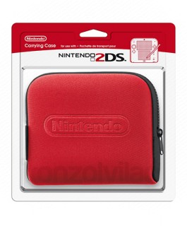 Nintendo 2DS tok (Piros) 3DS