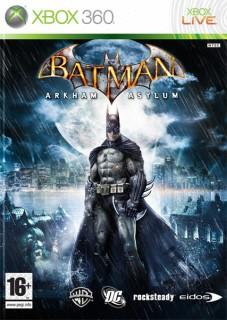 Batman: Arkham Asylum (használt) Xbox 360
