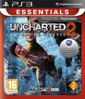 Uncharted 2 Among Thieves Essentials PS3