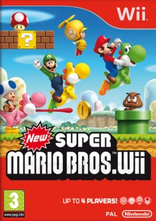 NEW Super Mario Bros.Wii Wii