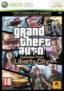 Grand Theft Auto 4 Episodes from Liberty City XBOX 360