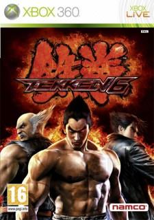 Tekken 6 (használt) Xbox 360