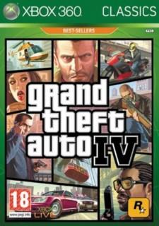 GTA 4 (használt) Xbox 360