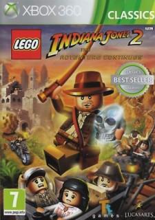 LEGO Indiana Jones 2: The Adventure Continues (használt) Xbox 360