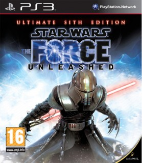 Star Wars: The Force Unleashed - Ultimate Sith Edition PS3