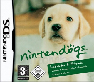 Nintendogs: Labrador and Friends DS