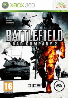 Battlefield Bad Company 2 Xbox 360