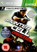 Tom Clancy's Splinter Cell: Conviction (Classics) (használt) XBOX 360