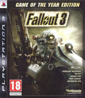 Fallout 3 GOTY PS3