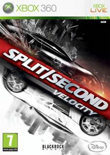 Split/Second Velocity (használt) Xbox 360