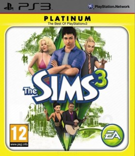 The Sims 3 (Platinum) PS3