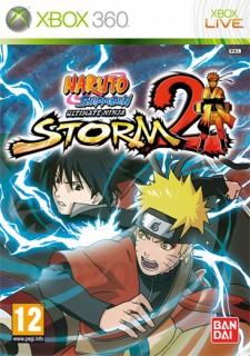Naruto Shippuden: Ultimate Ninja Storm 2 (használt) Xbox 360