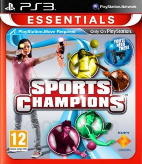 Sports Champions  (Move) Essentials PS3
