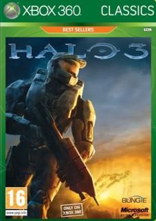 Halo 3 (Classic) (használt) Xbox 360