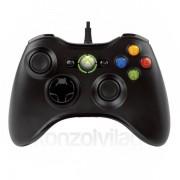 Xbox 360 Wired (Vezetékes) Controller (Fekete) MULTI