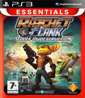 Ratchet & Clank Future: Tools of Destruction (Essentials) PS3