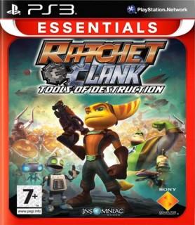 Ratchet & Clank Future: Tools of Destruction (Essentials) PS3