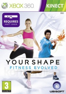 Your Shape Fitness Evolved (Kinect) (használt) Xbox 360
