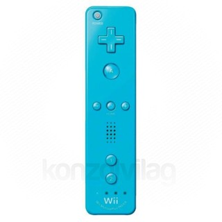 Wii Remote Plus (kék) MULTI
