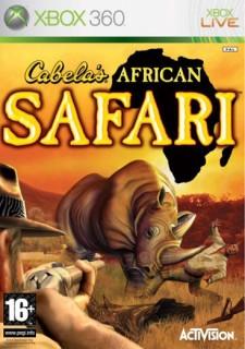 Cabela's African Safari (használt) Xbox 360