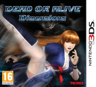 Dead or Alive Dimensions 3DS 3DS