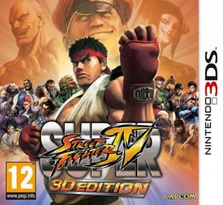 Super Street Fighter IV: 3D Edition 3DS 3DS
