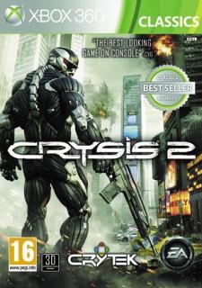 Crysis 2 (Classics) Xbox 360