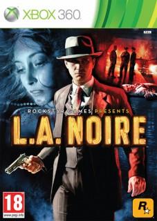 L.A. Noire (használt) Xbox 360