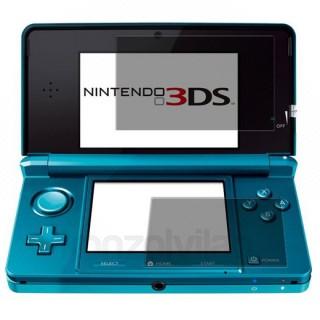 Nintendo 3DS képernyővédő fólia 3DS